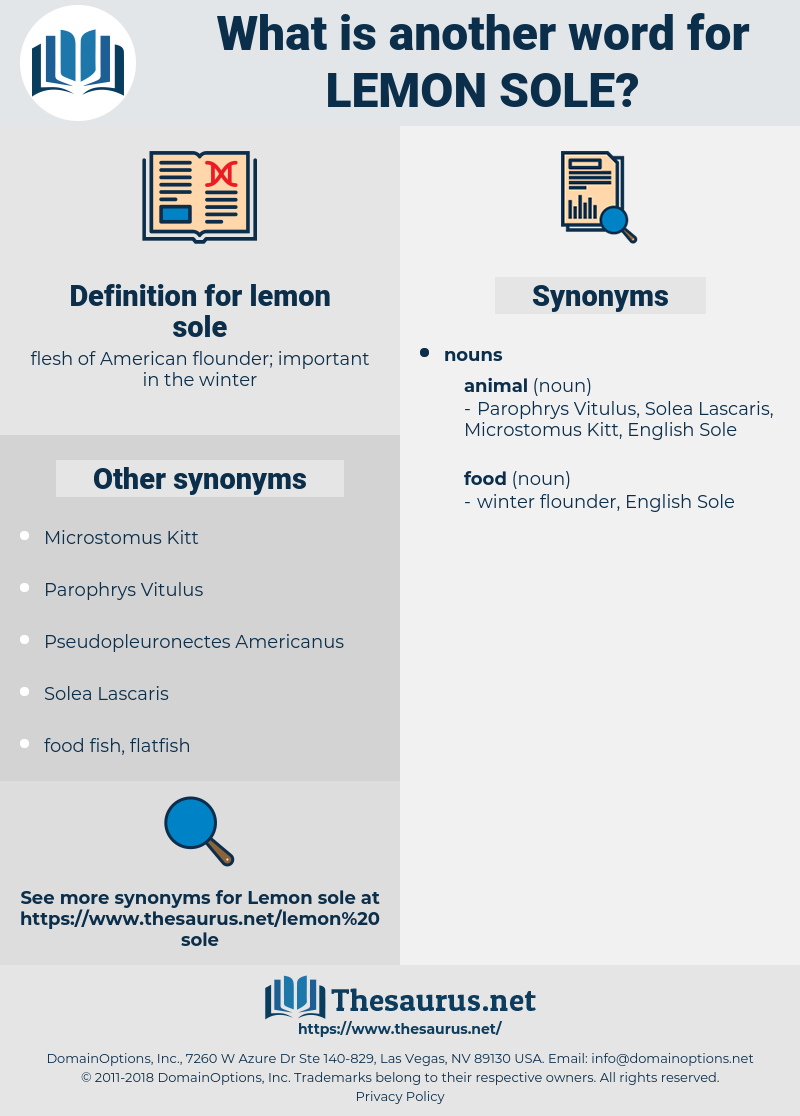 lemon sole, synonym lemon sole, another word for lemon sole, words like lemon sole, thesaurus lemon sole