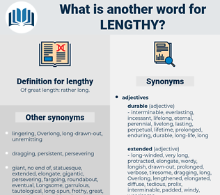 lengthy, synonym lengthy, another word for lengthy, words like lengthy, thesaurus lengthy