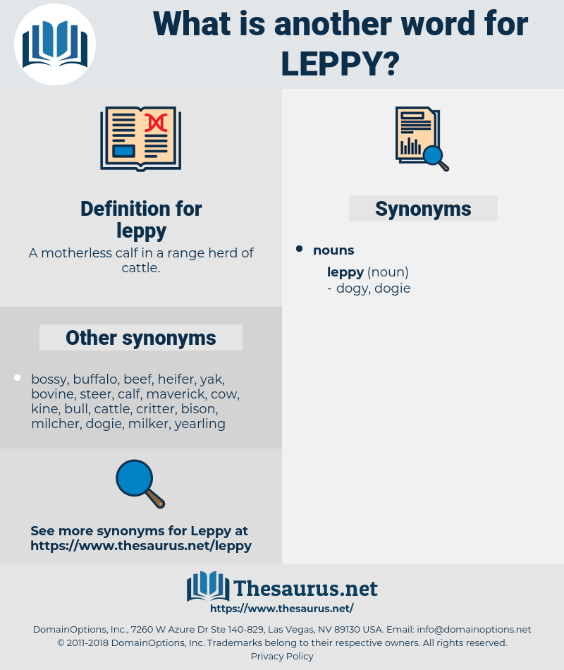 leppy, synonym leppy, another word for leppy, words like leppy, thesaurus leppy