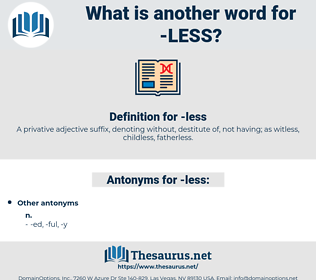 less, synonym less, another word for less, words like less, thesaurus less