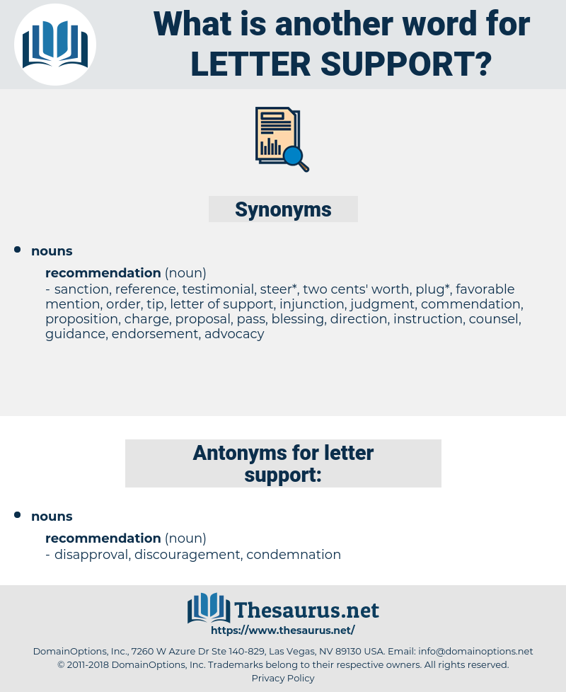 letter support, synonym letter support, another word for letter support, words like letter support, thesaurus letter support
