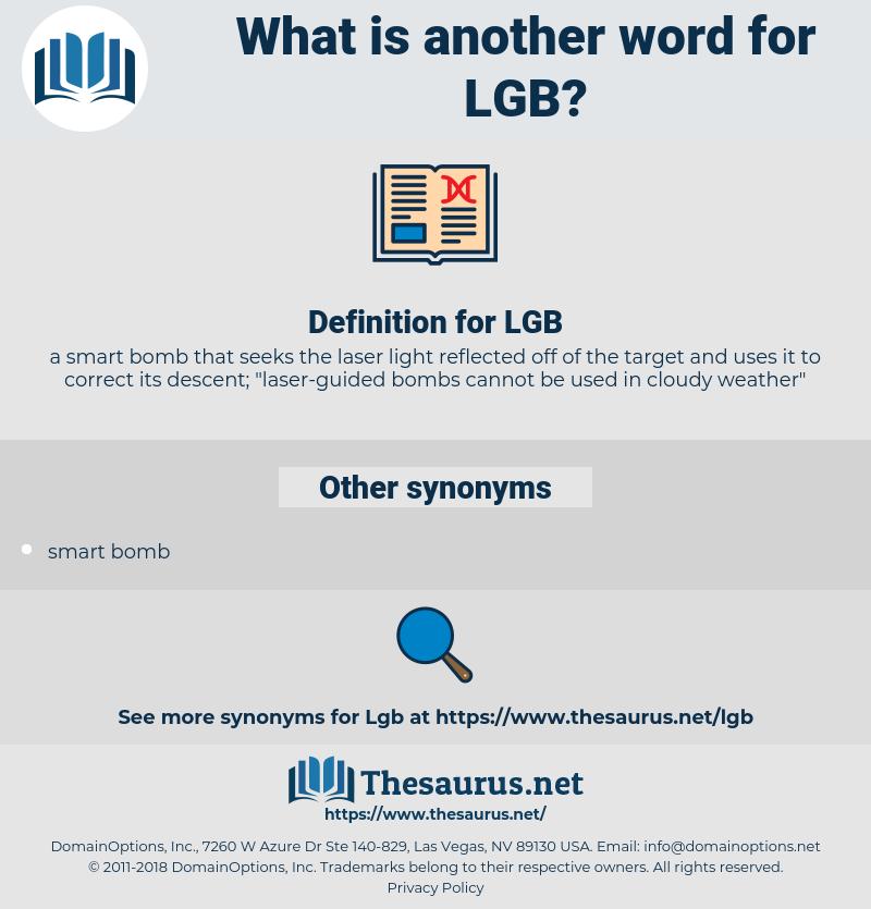 LGB, synonym LGB, another word for LGB, words like LGB, thesaurus LGB