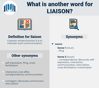 liaison, synonym liaison, another word for liaison, words like liaison, thesaurus liaison