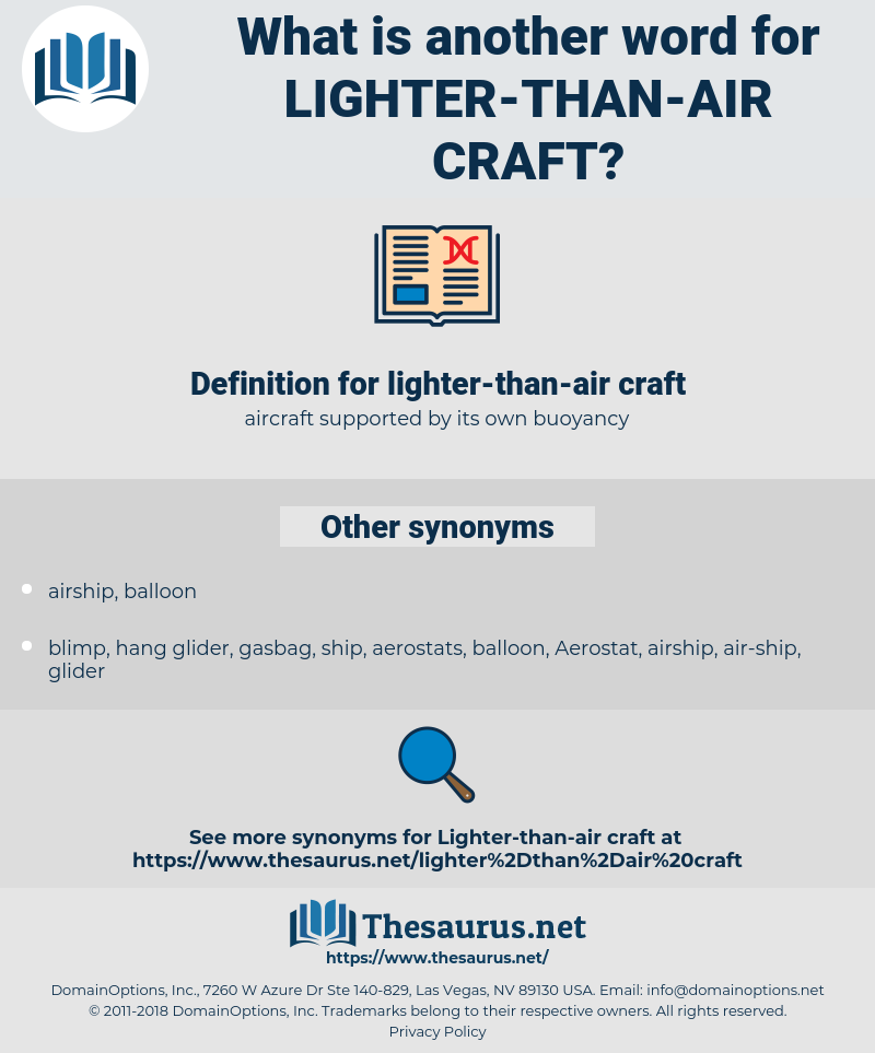 lighter-than-air craft, synonym lighter-than-air craft, another word for lighter-than-air craft, words like lighter-than-air craft, thesaurus lighter-than-air craft