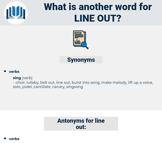 line-out, synonym line-out, another word for line-out, words like line-out, thesaurus line-out