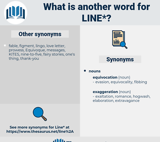 line, synonym line, another word for line, words like line, thesaurus line