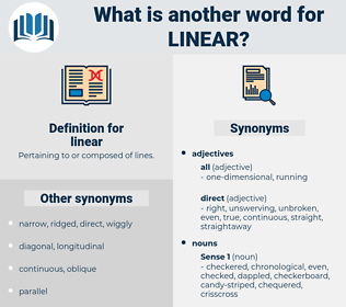 linear, synonym linear, another word for linear, words like linear, thesaurus linear