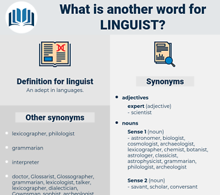 linguist, synonym linguist, another word for linguist, words like linguist, thesaurus linguist