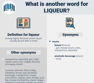 liqueur, synonym liqueur, another word for liqueur, words like liqueur, thesaurus liqueur