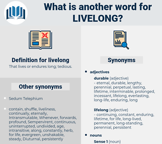 livelong, synonym livelong, another word for livelong, words like livelong, thesaurus livelong