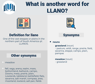 llano, synonym llano, another word for llano, words like llano, thesaurus llano