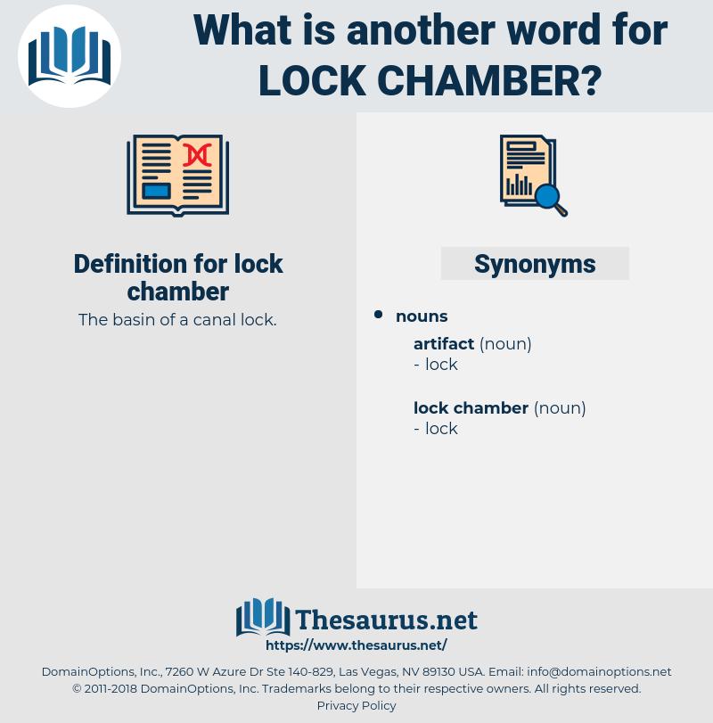 lock chamber, synonym lock chamber, another word for lock chamber, words like lock chamber, thesaurus lock chamber