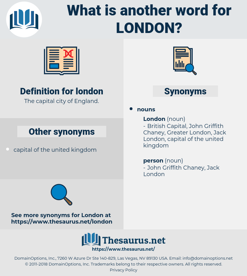 london, synonym london, another word for london, words like london, thesaurus london