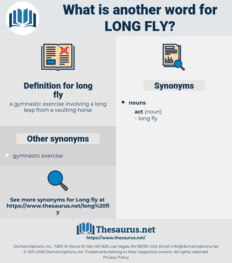 long fly, synonym long fly, another word for long fly, words like long fly, thesaurus long fly