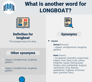 longboat, synonym longboat, another word for longboat, words like longboat, thesaurus longboat