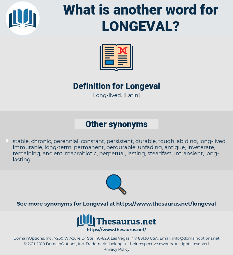 Longeval, synonym Longeval, another word for Longeval, words like Longeval, thesaurus Longeval