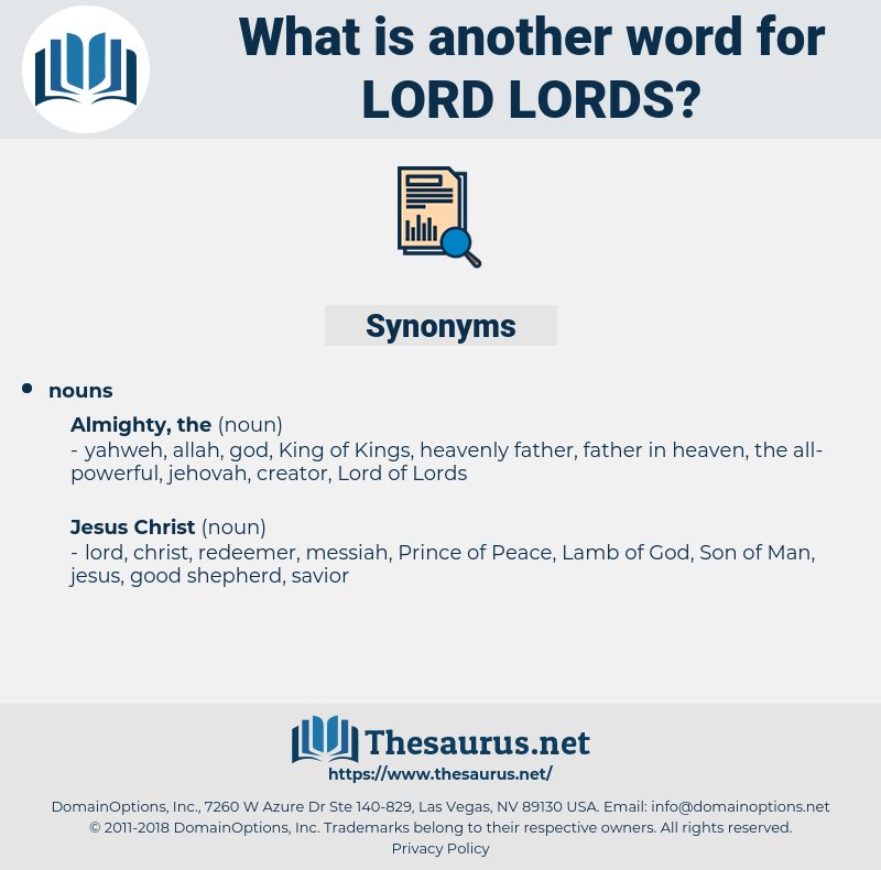 lord lords, synonym lord lords, another word for lord lords, words like lord lords, thesaurus lord lords