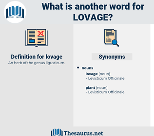 lovage, synonym lovage, another word for lovage, words like lovage, thesaurus lovage