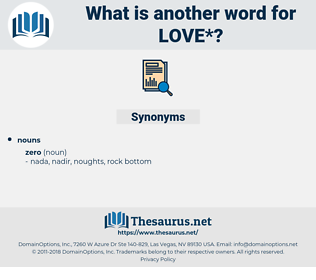 love, synonym love, another word for love, words like love, thesaurus love