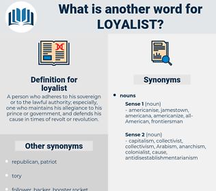 loyalist, synonym loyalist, another word for loyalist, words like loyalist, thesaurus loyalist