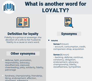 loyalty, synonym loyalty, another word for loyalty, words like loyalty, thesaurus loyalty