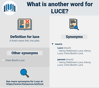 luce, synonym luce, another word for luce, words like luce, thesaurus luce