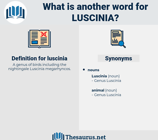 luscinia, synonym luscinia, another word for luscinia, words like luscinia, thesaurus luscinia