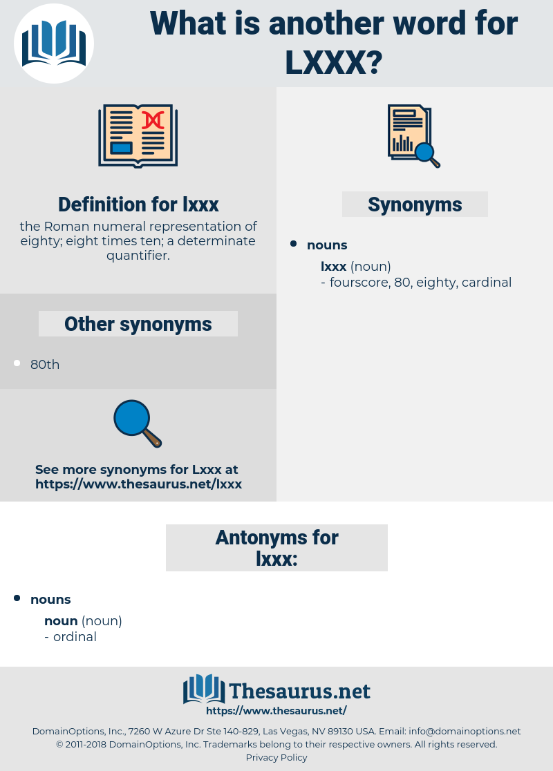 lxxx, synonym lxxx, another word for lxxx, words like lxxx, thesaurus lxxx