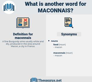 maconnais, synonym maconnais, another word for maconnais, words like maconnais, thesaurus maconnais
