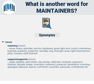 maintainers, synonym maintainers, another word for maintainers, words like maintainers, thesaurus maintainers