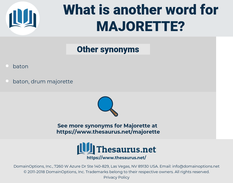 majorette, synonym majorette, another word for majorette, words like majorette, thesaurus majorette