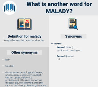 malady, synonym malady, another word for malady, words like malady, thesaurus malady