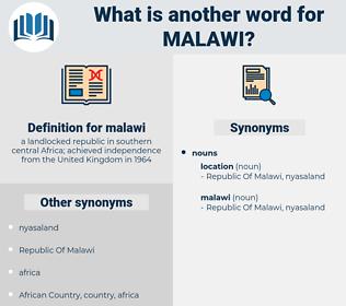 malawi, synonym malawi, another word for malawi, words like malawi, thesaurus malawi