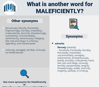 maleficiently, synonym maleficiently, another word for maleficiently, words like maleficiently, thesaurus maleficiently