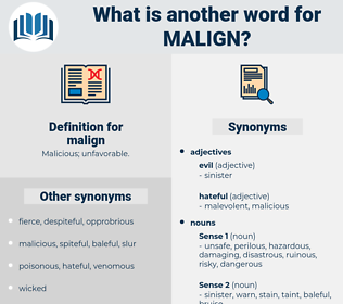 malign, synonym malign, another word for malign, words like malign, thesaurus malign