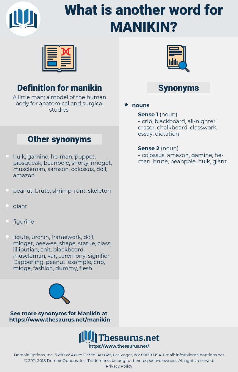 manikin, synonym manikin, another word for manikin, words like manikin, thesaurus manikin