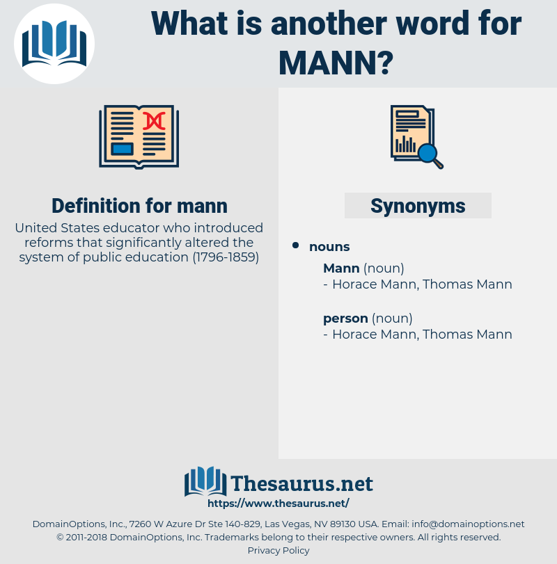 mann, synonym mann, another word for mann, words like mann, thesaurus mann