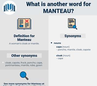 Manteau, synonym Manteau, another word for Manteau, words like Manteau, thesaurus Manteau
