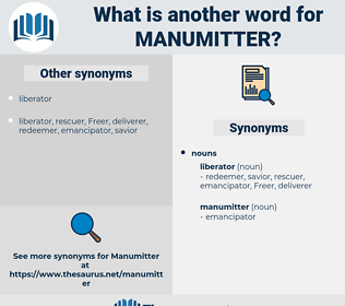 manumitter, synonym manumitter, another word for manumitter, words like manumitter, thesaurus manumitter