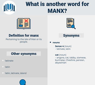 manx, synonym manx, another word for manx, words like manx, thesaurus manx
