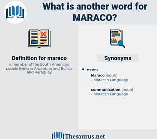 maraco, synonym maraco, another word for maraco, words like maraco, thesaurus maraco