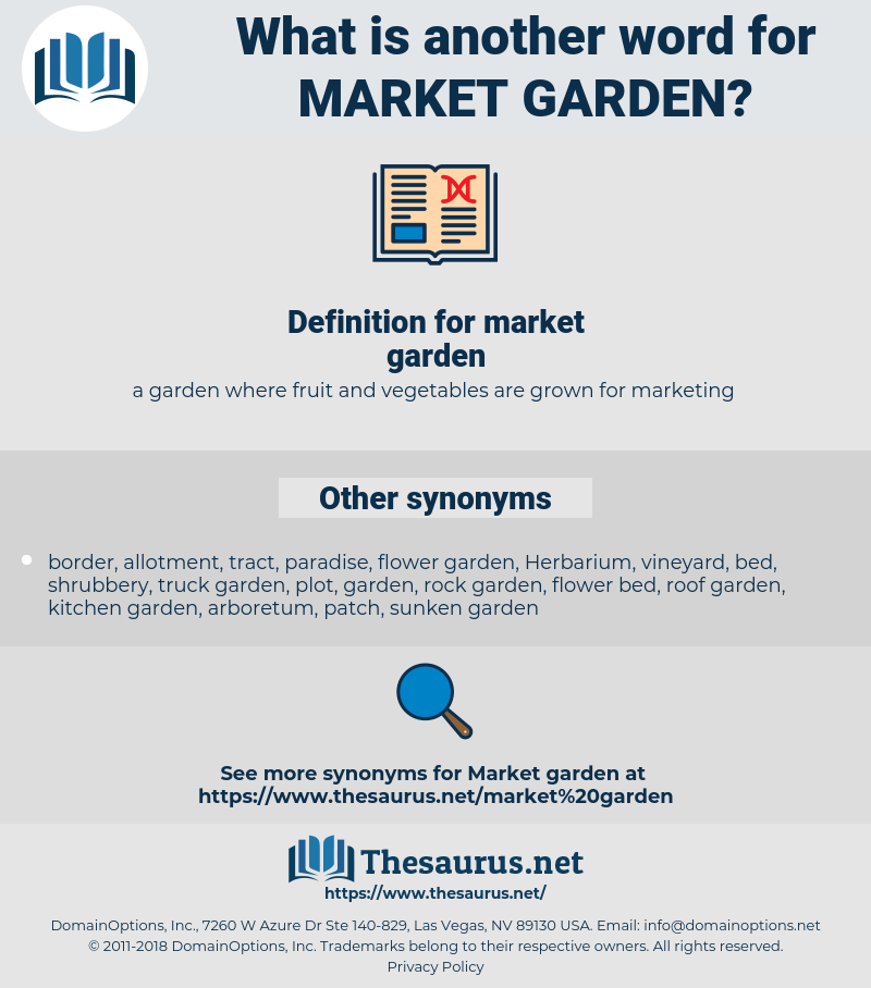 market garden, synonym market garden, another word for market garden, words like market garden, thesaurus market garden
