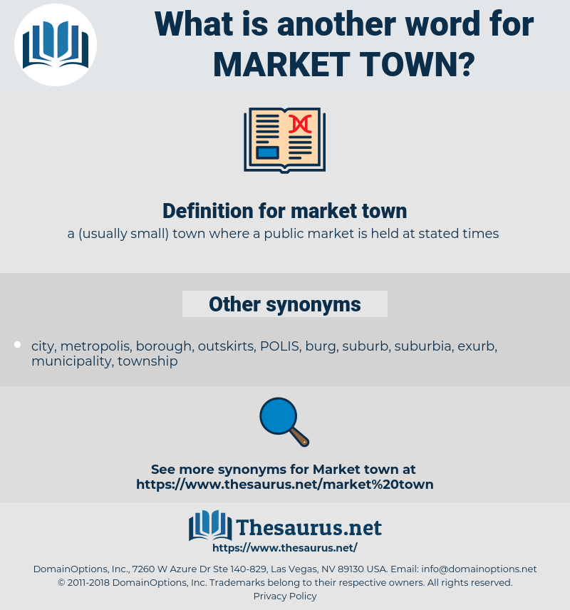 market town, synonym market town, another word for market town, words like market town, thesaurus market town