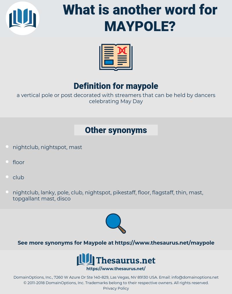 maypole, synonym maypole, another word for maypole, words like maypole, thesaurus maypole