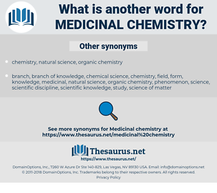 medicinal chemistry, synonym medicinal chemistry, another word for medicinal chemistry, words like medicinal chemistry, thesaurus medicinal chemistry