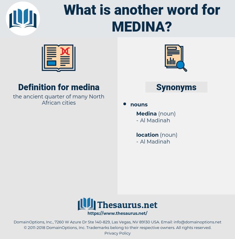medina, synonym medina, another word for medina, words like medina, thesaurus medina