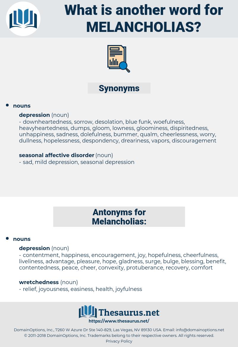 Melancholias, synonym Melancholias, another word for Melancholias, words like Melancholias, thesaurus Melancholias