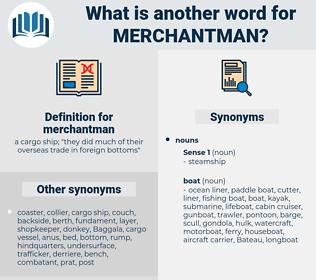 merchantman, synonym merchantman, another word for merchantman, words like merchantman, thesaurus merchantman