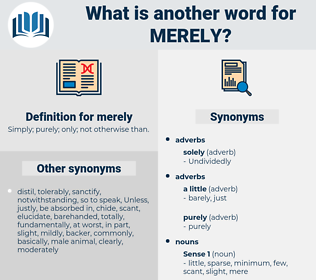 merely, synonym merely, another word for merely, words like merely, thesaurus merely