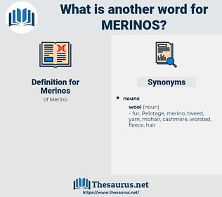 Merinos, synonym Merinos, another word for Merinos, words like Merinos, thesaurus Merinos